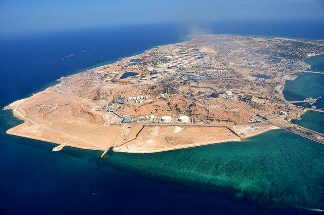 L'île d'Abu Moussa