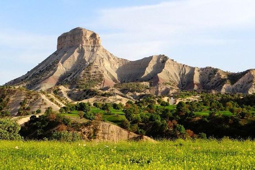 La Province d'Ilâm